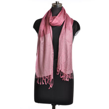 Load image into Gallery viewer, Pink Scarf