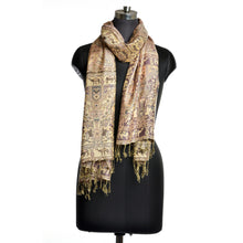 Load image into Gallery viewer, Elephant & Camel Print Scarf