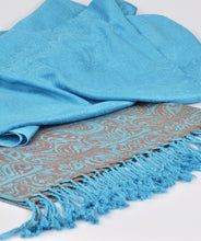 Load image into Gallery viewer, Blue Scarves For Women