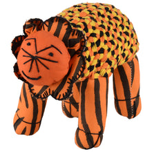 Load image into Gallery viewer, Cotton Stuffed Tiger Toy – Ethical Initiative Directly Benefits Wildlife