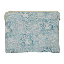 Load image into Gallery viewer, Handmade Block Print Laptop Sleeve 13.3 inch""