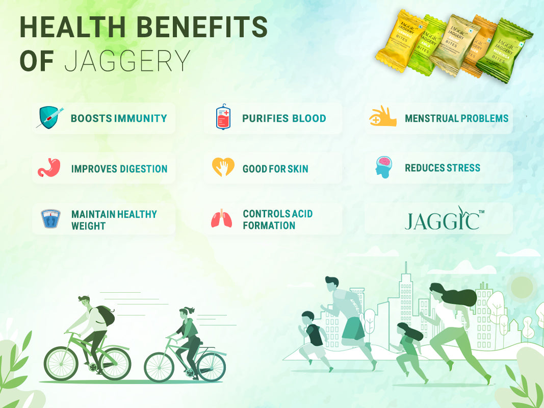 Jaggic-Benefits