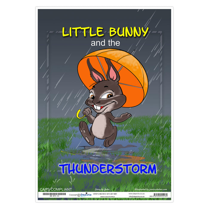 Little Bunny and the Thunderstorm (Big Book)