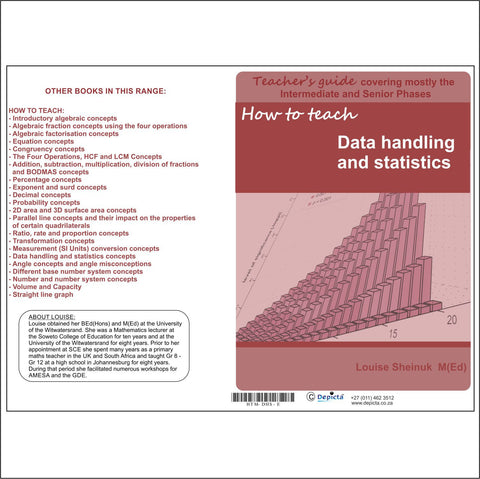 How to teach Data Handling and Statistics