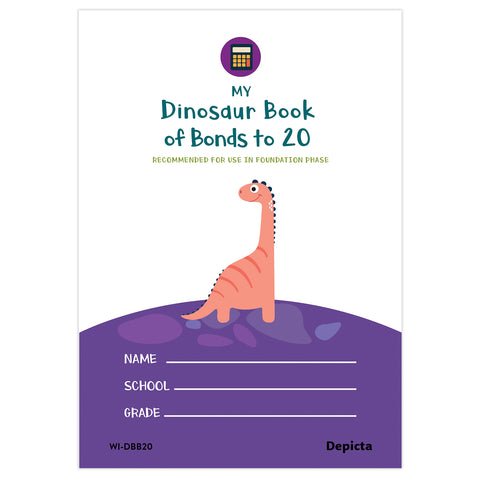 My Dinosaur Book of Bonds to 20