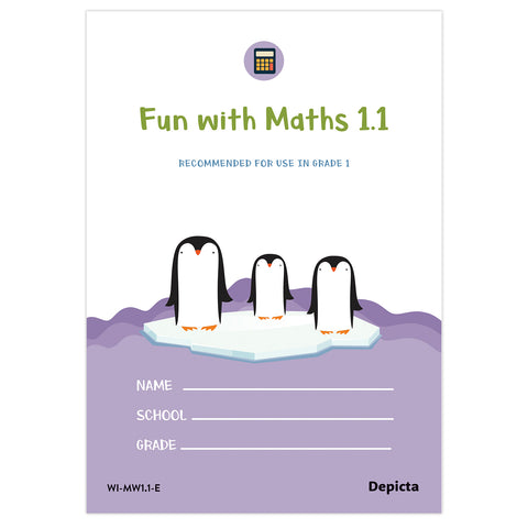 My Own Maths Workbook 1 Part 1 (single book)