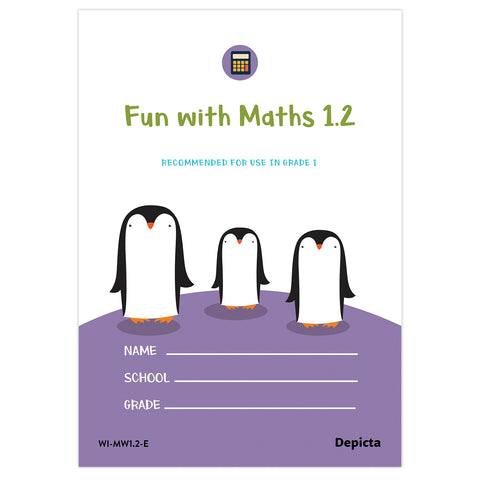 My Own Maths Workbook 1 Part 2 (single book)