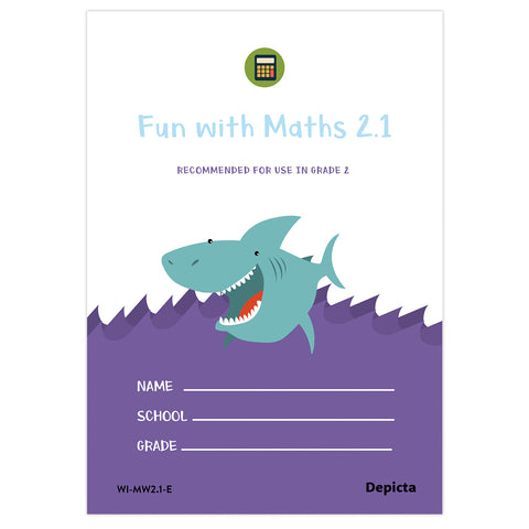 My Own Maths Workbook 2 Part 1 (single book)