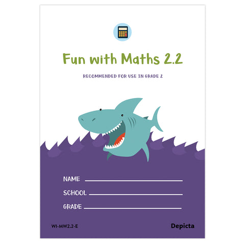 My Own Maths Workbook 2 Part 2 (single book)
