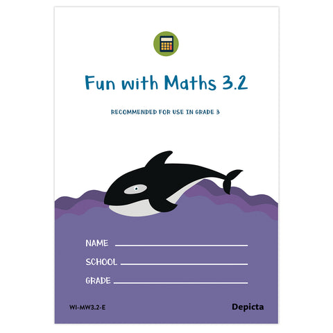 My Own Maths Workbook 3 Part 2 (Single Book)