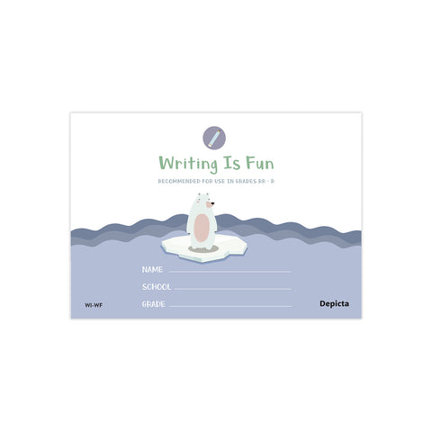 Writing is Fun (single book)