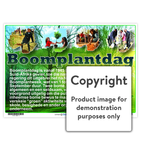 Boomplantdag Wall Charts And Posters