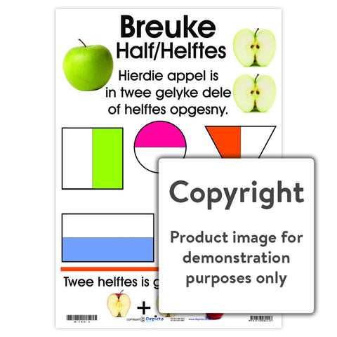 Breuke - Half/helftes Wall Charts And Posters