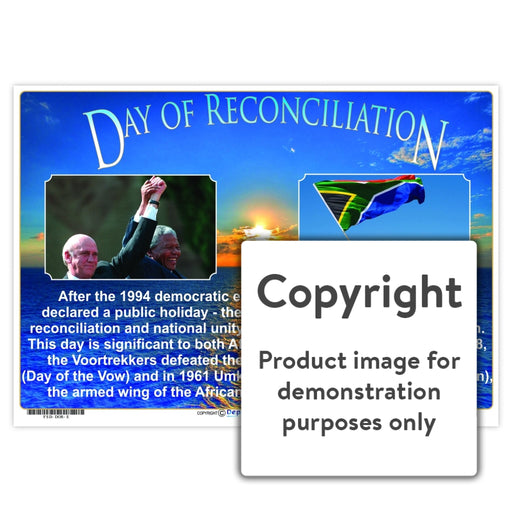 Day Of Reconciliation Wall Charts And Posters