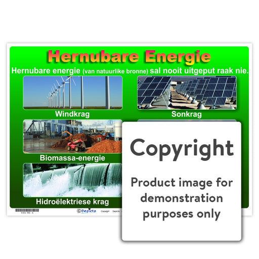 Hernubare Energie Wall Charts And Posters