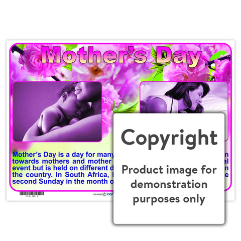 Mothers Day Wall Charts And Posters