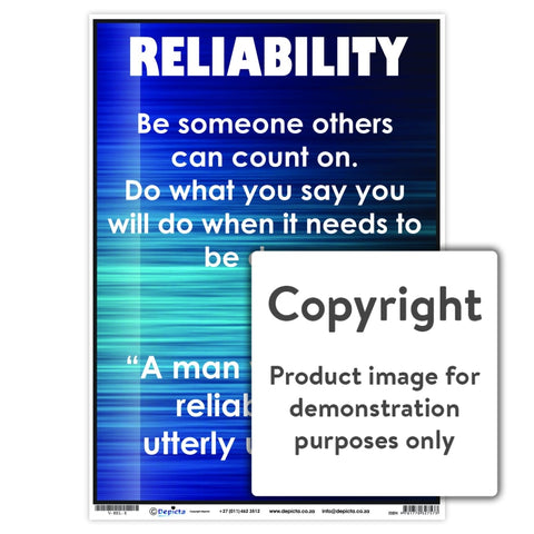 Reliability Wall Charts And Posters