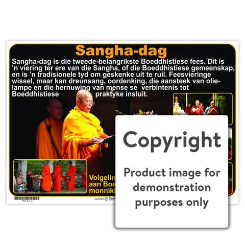 Sangha-Dag Wall Charts And Posters