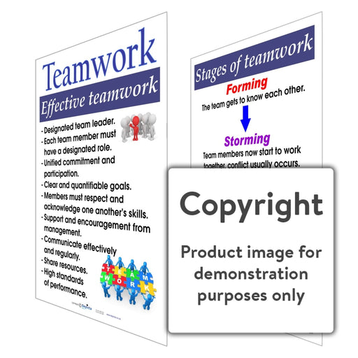 Teamwork Wall Charts And Posters