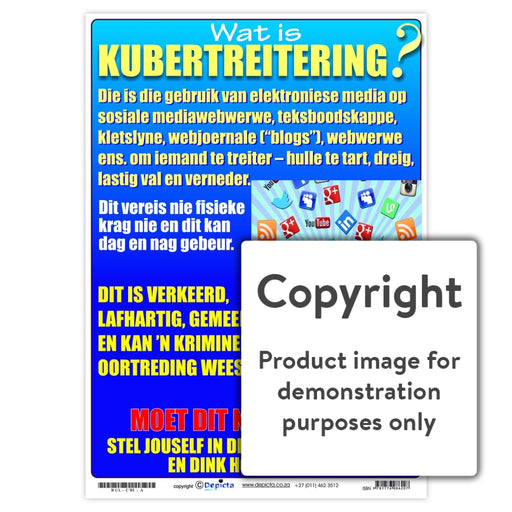 Wat Is Kubertreitering Wall Charts And Posters