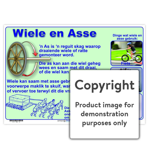 Wiele En Asse Wall Charts And Posters
