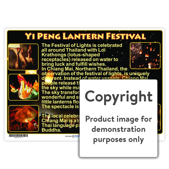 Yipeng Lantern Festival Wall Charts And Posters