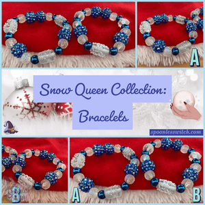 Snow Queen Collection - The Spoonless Witch