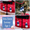 Snow Queen Collection: Earrings A