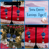 Snow Queen Collection: Earrings C