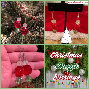 Christmas Dazzle Earrings