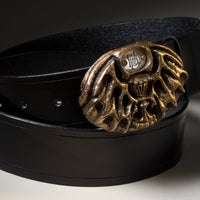 Order of the Rose Belt Buckle