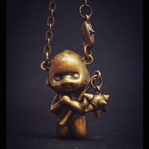 Berserker Baby Necklace - Heyltje Rose Shop