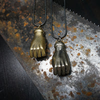 Fist Necklace - Heyltje Rose Shop