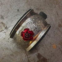 Red Rose Cuff - Heyltje Rose Shop