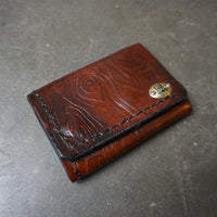 Knock on Wood Wallet