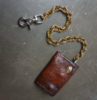 Knock on Wood Wallet - Heyltje Rose Shop