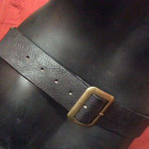 Not Your Mom's Leather Fanny Pack
