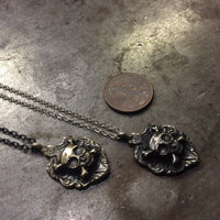 Skull & Crossbones Necklace