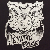 Crossbones Baby Men's t-shirt - Heyltje Rose Shop