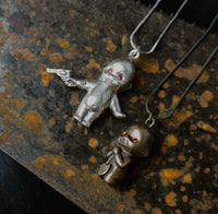 Berserker Baby Necklaces - Heyltje Rose Shop