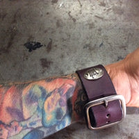 Oxblood Cuff - Heyltje Rose Shop