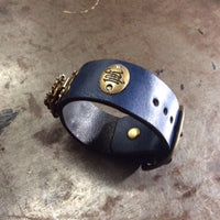 Navy is the New Black Cuff
