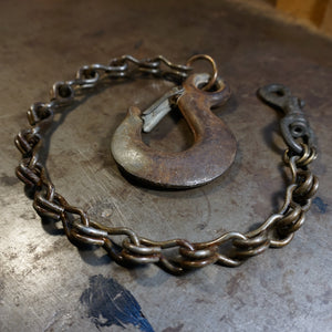 Rusty Wallet Chain