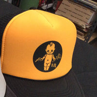 Berserker Baby Yellow Trucker Hat