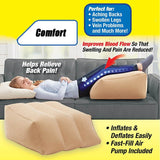 Soft Leg Relaxation Inflatable Cushion