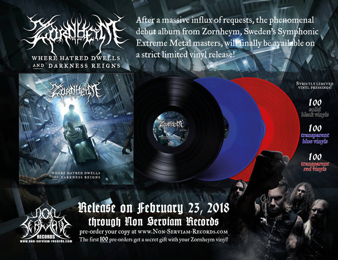 Order your Zornheym vinyl now!