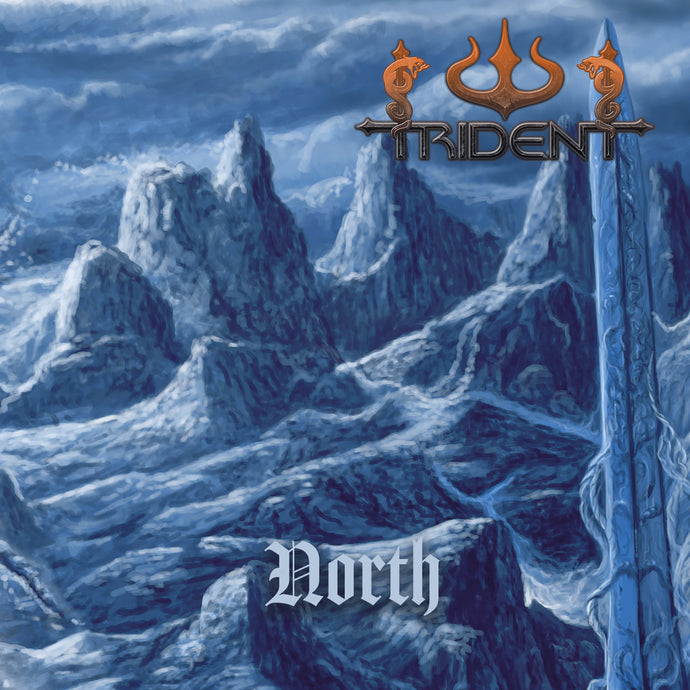 "TRIDENT – unleash the new single and lyric video for ""North"". Pre-orders for ""North"" available now!"