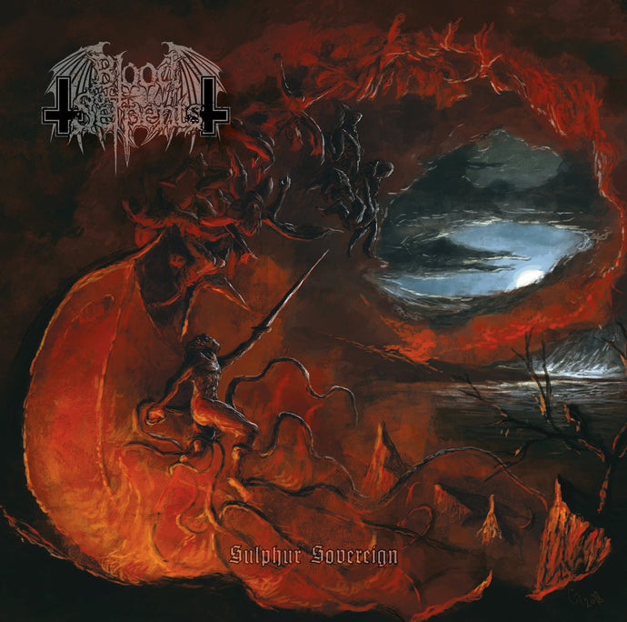 """Blood Of Serpent - Sulphur Sovereign"" OUT NOW!"