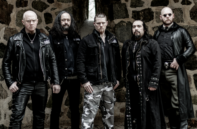 "BURNING DARKNESS	- sign with Non Serviam Records. New album ""Dödens Makt"" coming in July"