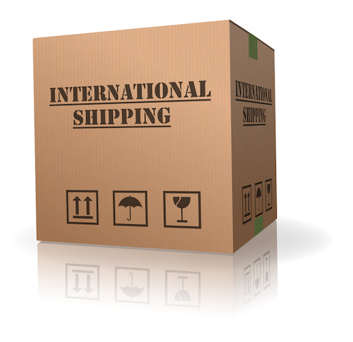 New (cheaper) shipping rates.